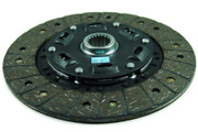 FX Racing Stage 2 Sprung Clutch Disc 1991-98 Nissan 240Sx Base LE SE 2.4L KA24DE
