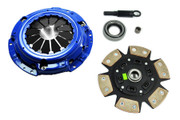 FX Racing Stage 3 Race Clutch Kit Set 1991-1998 Nissan 240Sx 2.4L Ka24De Se Le