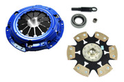 FX Racing Stage 4 Race Clutch Kit Set 1991-1998 Nissan 240SX 2.4L Ka24DE SE LE