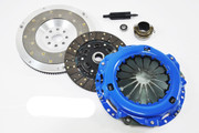 FX Stage 2 Clutch Kit and Fidanza Flywheel 93-98 Toyota Supra 92-98 Lexus SC300 3.0L