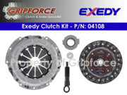 Exedy Genuine OEM Clutch Kit 89-97 Geo Tracker 89-91 Suzuki Sidekick 8Valve 1.6L