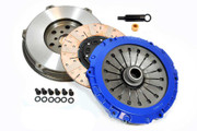 FX Racing Multi-Friction Clutch Kit and Race Flywheel 93-97 Camaro Firebird 5.7L LT1