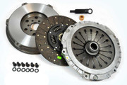 FX Racing OE Clutch Kit and  Racing Flywheel 1993-97 Camaro Z28 SS Firebird 5.7L LT1