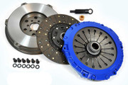 FX Stage 2 Clutch Kit and Chromoly Flywheel 1993-97 Camaro Z28 SS Firebird 5.7L LT1