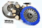 FX Stage 3 Clutch Kit and Chromoly Flywheel 1993-97 Camaro Z28 SS Firebird 5.7L LT1