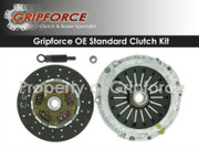 Gripforce Hd Clutch Kit 93-97 Camaro Z28 SS Firbird Formula Trans Am 5.7L V8 LT1