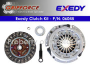 Exedy OE OEM Clutch Pro-Kit Set 1990-1996 Nissan 300Zx 3.0L V6 Non-Turbo Vg30De