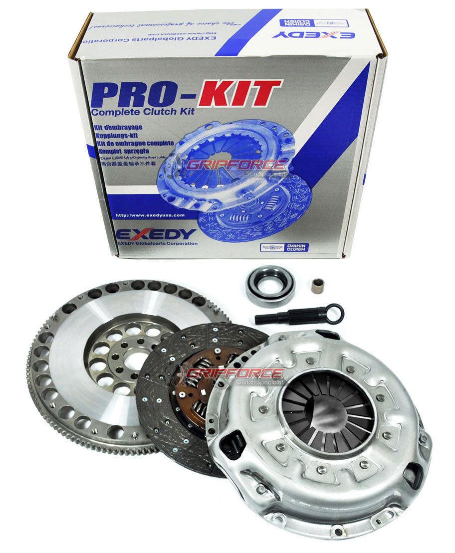 Exedy OEM Clutch Kit and FX Racing Flywheel 90-96 Nissan 300Zx 3 0L Turbo  VG30DETT