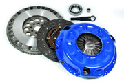 FX Stage 1 Clutch Kit  and Chromoly Flywheel 1990-96 Nissan 300Zx Turbo 3.0L V6 5Spd