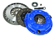FX Stage 2 Clutch Kit and Chromoly Flywheel 1990-96 Nissan 300ZX Turbo 3.0L VG30DETT