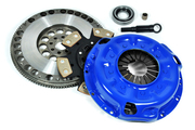 FX Stage 3 Clutch Kit  and Chromoly Flywheel 1990-96 Nissan 300Zx Turbo 3.0L V6 5Spd