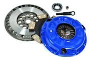 FX Stage 4 Clutch Kit  and Chromoly Flywheel 1990-96 Nissan 300Zx Turbo 3.0L V6 5Spd