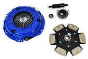 FX Racing Stage 3 Clutch Kit 89-95 Toyota 4Runner SUV Pickup Truck 2.4L 22R 22Re