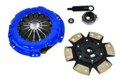 FX Stage 3 Clutch Kit Toyota 88-95 4Runner Pickup 2Wd 4Wd 93-94 T100 2Wd 3.0L V6