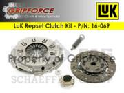 LuK OE OEM Clutch Kit Repset Toyota 1987-88 Pickup 1993-95 4Runner 2.4L 22R 22Re