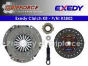 Exedy Genuine OEM Street Clutch Pro-Kit Set 1995 Subaru Impreza 2Wd 1.8L I4 SOHC