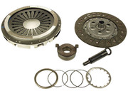 Sachs OEM Clutch Kit 1992-1995 Porsche 968 Coupe Convertible 3.0L I4 DOHC 6Speed