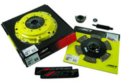 ACT 6 Puck Solid Racing Clutch Kit 1993-99 Mazda RX-7 Turbo Ii 13B-REW ZX3-HDR6