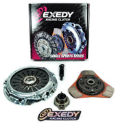 Exedy Racing Stage 2 Thick Clutch Kit Set 1993-99 Mazda RX-7 1.3L Twin Turbo Fd