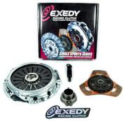 Exedy Racing Stage 2 Thin Ceramic Clutch Kit 1993-1995 Mazda Rx7 1.3L 13Bt Turbo