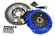 FX Racing Stage 3 Clutch Kit and Chromoly Flywheel 93-99 Mazda RX7 Twin-Turbo 13B Fd