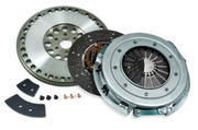 FX Heavy-Duty Premium Clutch Kit and Lightweight Flywheel Mustang GT SVT Cobra 5.0L