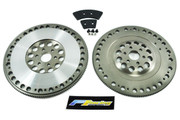 FX Racing 4140 Forged Chromoly Lightweight Flywheel Mustang GT LX Cobra SVT 5.0L