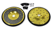 FX Racing 6061 Forged Lightweight Aluminum Flywheel Mustang GT LX Cobra SVT 5.0L