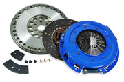 FX Racing Stage 1 Clutch Kit and Lightweight Flywheel 86-95 Ford Mustang LX GT 5.0L
