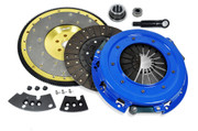 FX Racing Stage 2 Clutch Kit and Aluminum Flywheel 86-95 Ford Mustang 5.0 GT 5.0L