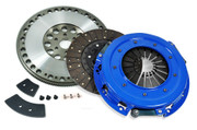 FX Racing Stage 2 Clutch Kit and Lightweight Flywheel 86-95 Ford Mustang 5.0L GT 5.0
