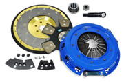 FX Racing Stage 4 Race Clutch Kit and Aluminum Flywheel 86-95 Ford Mustang 5.0 GT