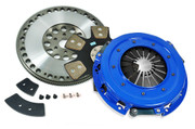 FX Racing Stage 4 Race Clutch Kit and Lightweight Flywheel 86-95 Ford Mustang 5.0 GT