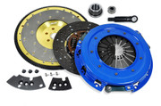 FX Stage 1 Clutch Kit and Aluminum Flywheel 86-95 Mustang GT LX 93-95 Cobra SVT 5.0L