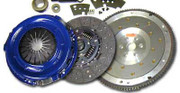FX Stage 1 Clutch Kit and Fidanza Flywheel 86-95 Mustang GT LX 93-95 Cobra SVT 5.0L