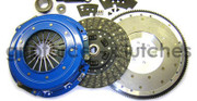 FX Stage 2 Clutch Kit and Fidanza Flywheel 86-95 Mustang GT LX 93-95 Cobra SVT 5.0L