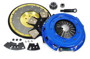 FX Stage 3 Clutch Kit and Aluminum Flywheel 86-95 Mustang GT LX 93-95 Cobra SVT 5.0L