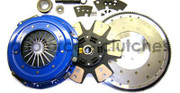 FX Stage 3 Clutch Kit and Fidanza Flywheel 86-95 Mustang GT LX 93-95 Cobra SVT 5.0L
