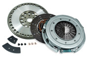 Gripforce OE Clutch Kit and Chromoly Flywheel 86-95 Mustang GT 93-95 Cobra SVT 5.0L