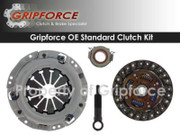 Gripforce Standard OE Spec Street Clutch Kit Set 6/1986-1994 Toyota Tercel 1.5L