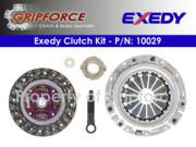 Exedy OE OEM Clutch Kit Probe 626 MX-6 2.2L B2000 B2200 323 GTX Capri Xr2 Turbo