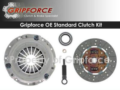 Gripforce OE Clutch Kit 1991-94 Rodeo 4Wd Mua Transmission Rmn Isuzu Pickup  3 1L