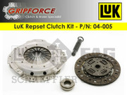 LuK OE OEM Clutch Kit Repset 83-94 Chevrolet Beretta Cavalier Corsica 2.0L 2.2L