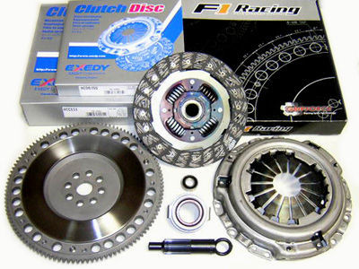 Exedy OE Clutch Kit and FX Racing Flywheel 90-93 Celica Alltrac GTS 2 0L  Turbo 3SGTE