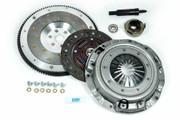 Exedy OE Clutch Kit and Fidanza Lightweight Aluminum Flywheel 90-93 Mazda Miata 1.6L