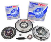 Exedy OEM Clutch Kit Set and FX Racing OE Flywheel 1990-1993 Mazda Miata MX-5 1.6L