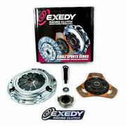Exedy Racing Stage 2 Thin Cerametallic Clutch Kit Set 1990-1993 Mazda Miata 1.6L