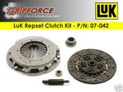 Genuine LuK Repset OE Clutch Kit Set 1986-1995 Ford Mustang LX GT 5.0L V8 302""
