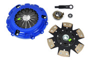 FX Stage 3 Clutch Kit 1989-93 Mazda B2600 Fuel Injected 89-91 Mpv Van 2.6L 3.0L