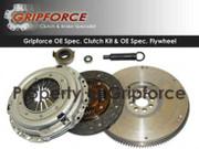 Gripforce OE Clutch and Flywheel Kit Set 1990-1993 Mazda Miata Base LE SE 1.6L DOHC